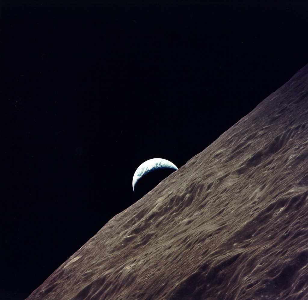 Earthrise The Overview Effect Reiki For Inner Peace