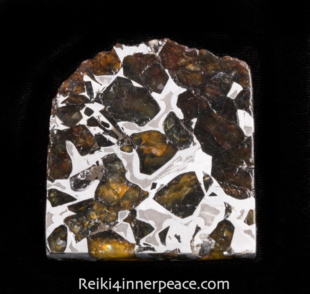 Seymchan Pallasite Meteorite