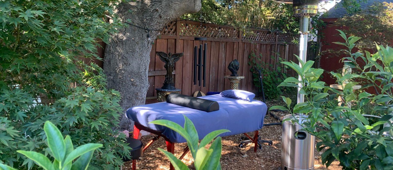 Reiki in the Garden